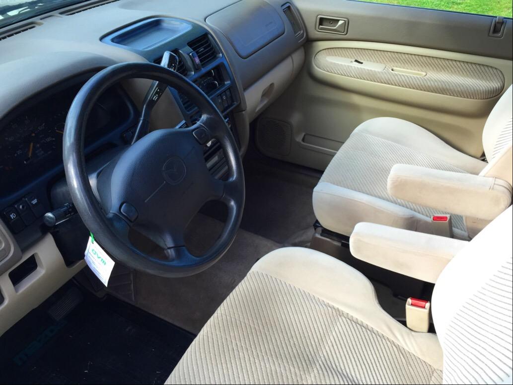 Mazda MPV Full 4x4 crucero + bloqueo diferencial año 1998