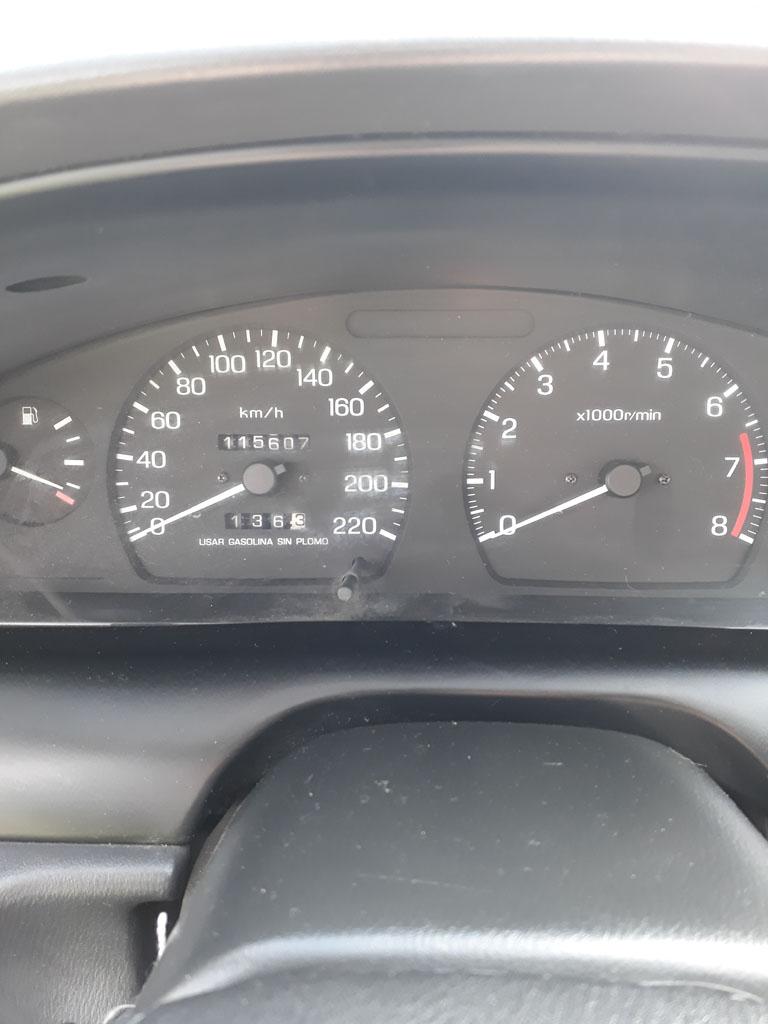 Nissan Sentra II  año 2016
