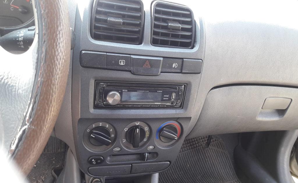 Hyundai Accent  año 2006