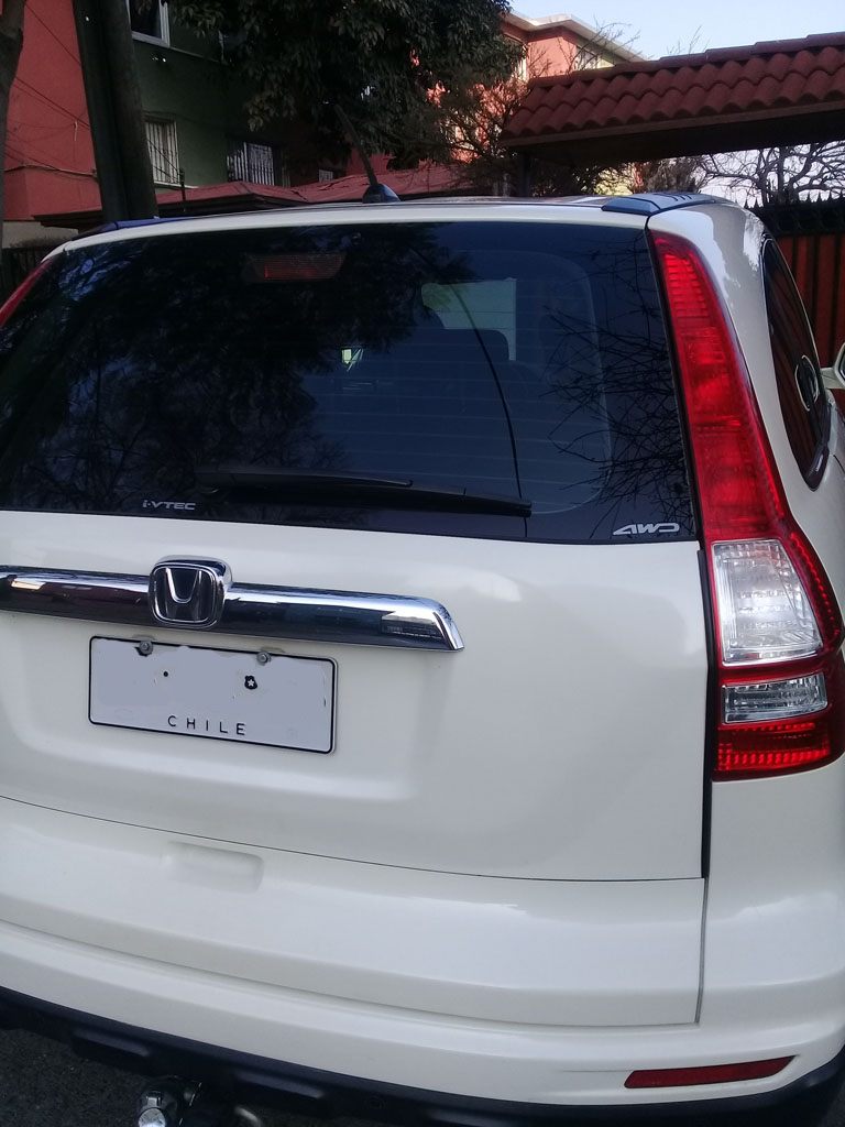 Honda CRV  año 2012