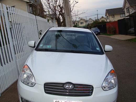 Hyundai Accent  año 2010