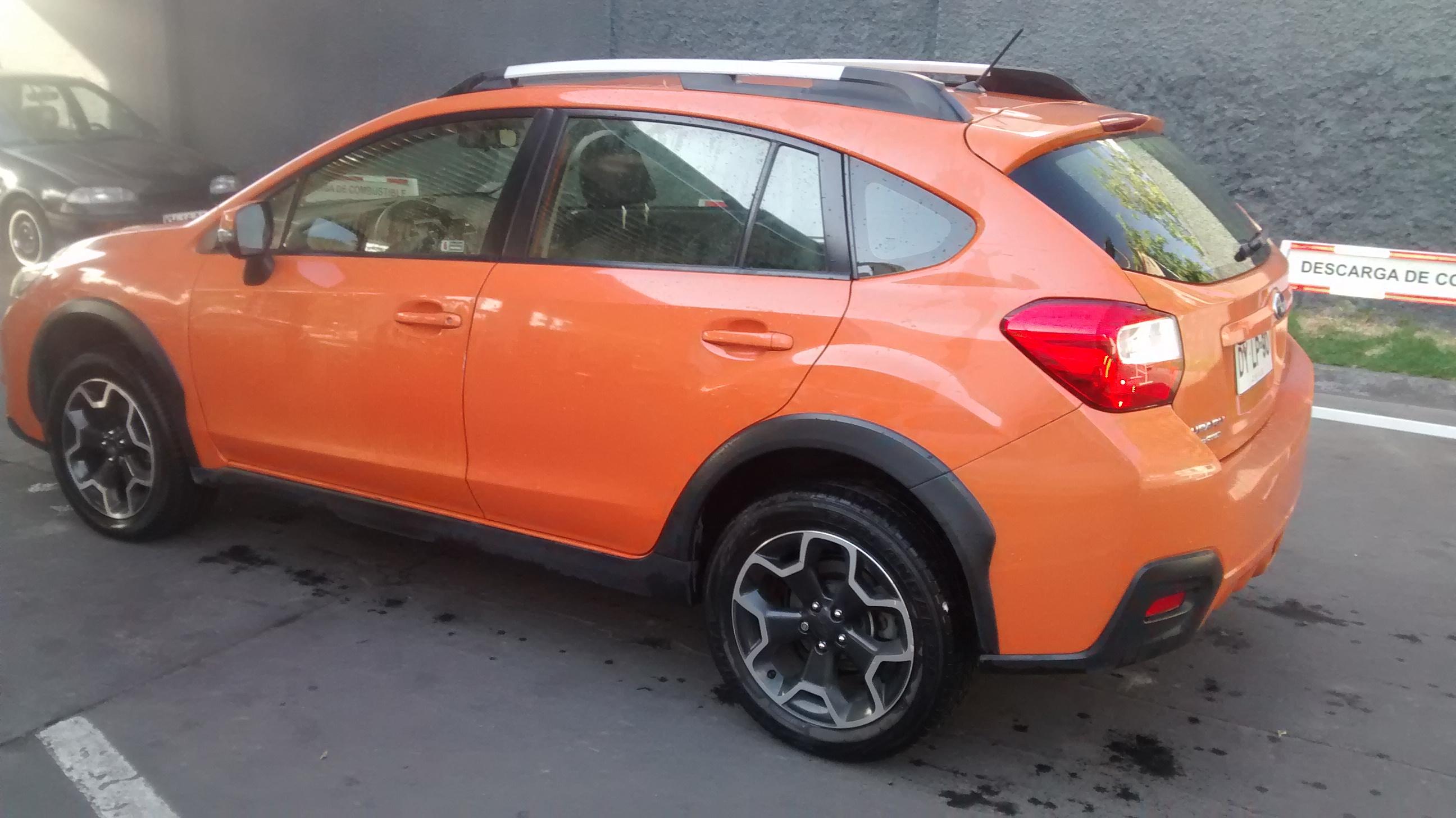 Subaru XV  año 2012