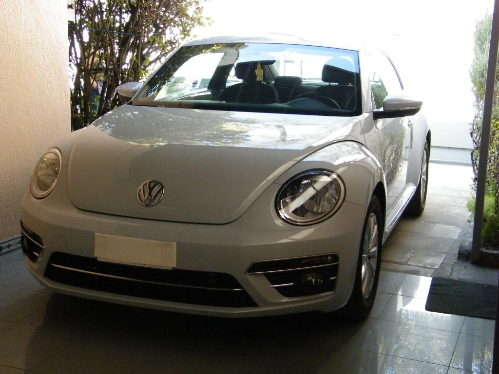 Volkswagen Beetle  año 2017