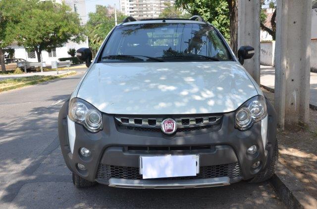 Fiat Strada  año 2016