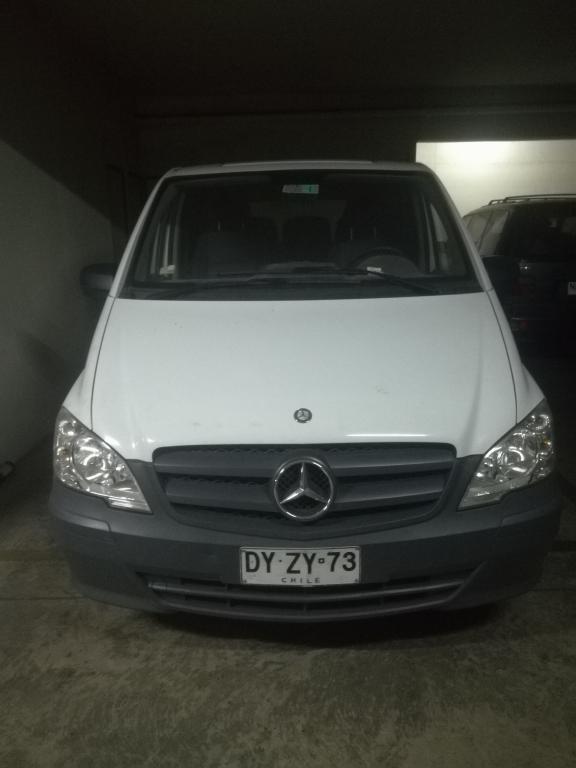 Mercedes-Benz Vito  año 2012