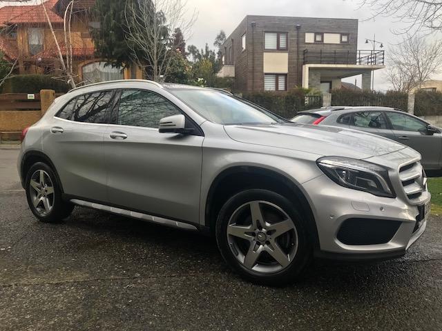 Mercedes-Benz GLA220 Diesel 4 Matic año 2017