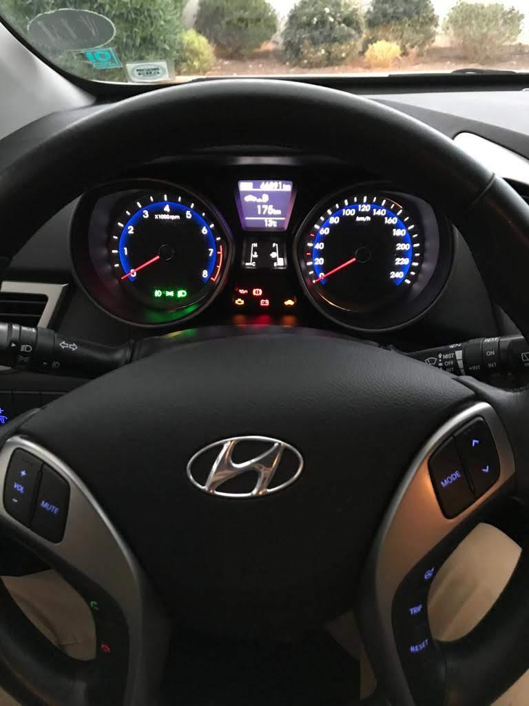 Hyundai I30 GLS año 2015
