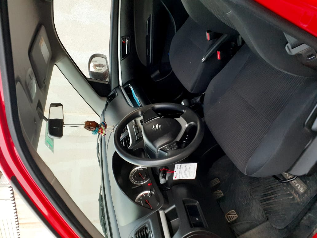 Suzuki Swift 1.2 AC GL MT año 2018