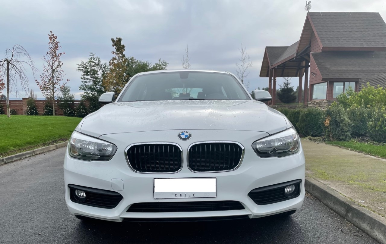BMW 118I MT año 2018