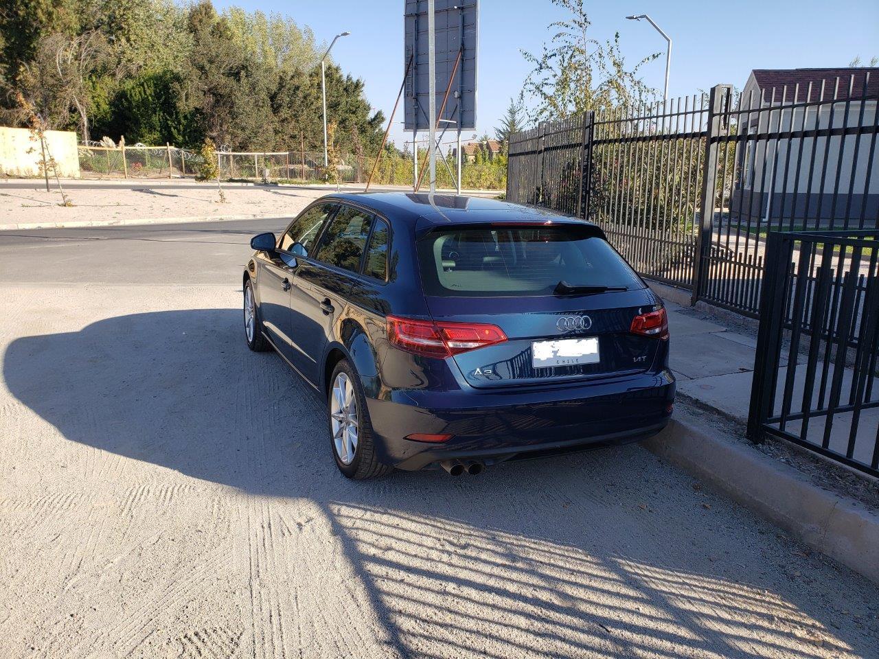 Audi A3 Sportback FL 1.4 TFSI año 2018