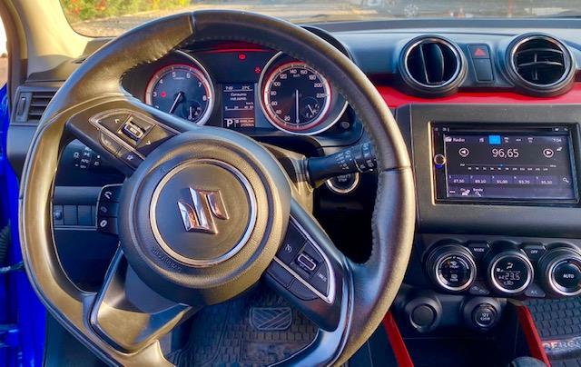 Suzuki Swift GLX HB 1.2 automatico año 2018