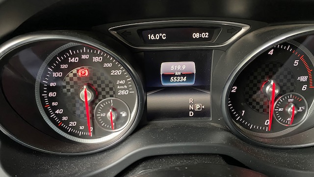 Mercedes-Benz A200 diesel automatico full año 2016