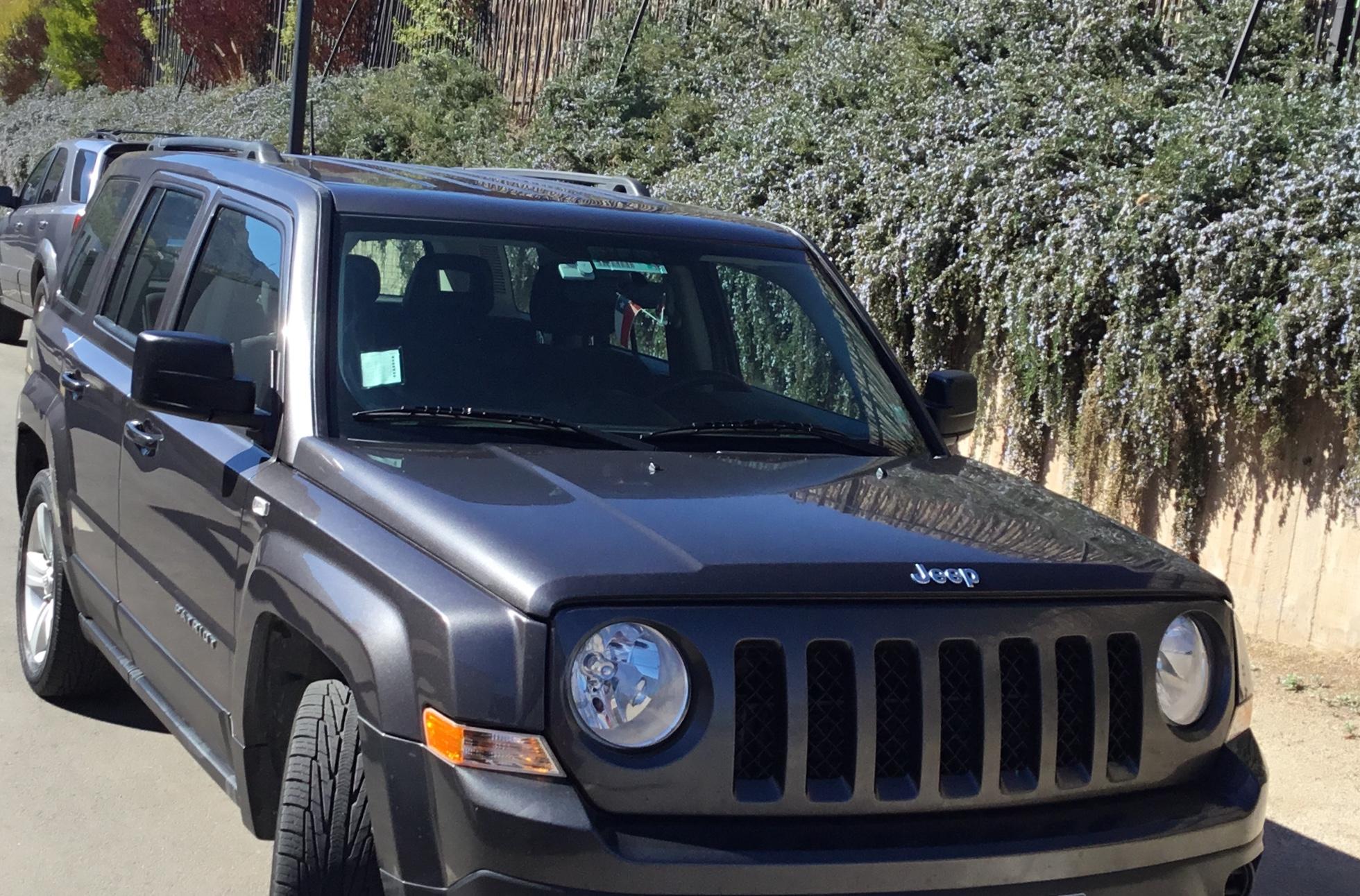 Jeep Patriot 2.4 SPORT año 2014