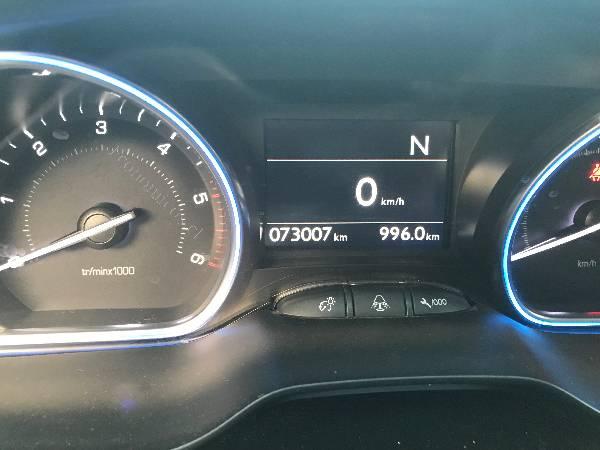 Peugeot 207  año 2014