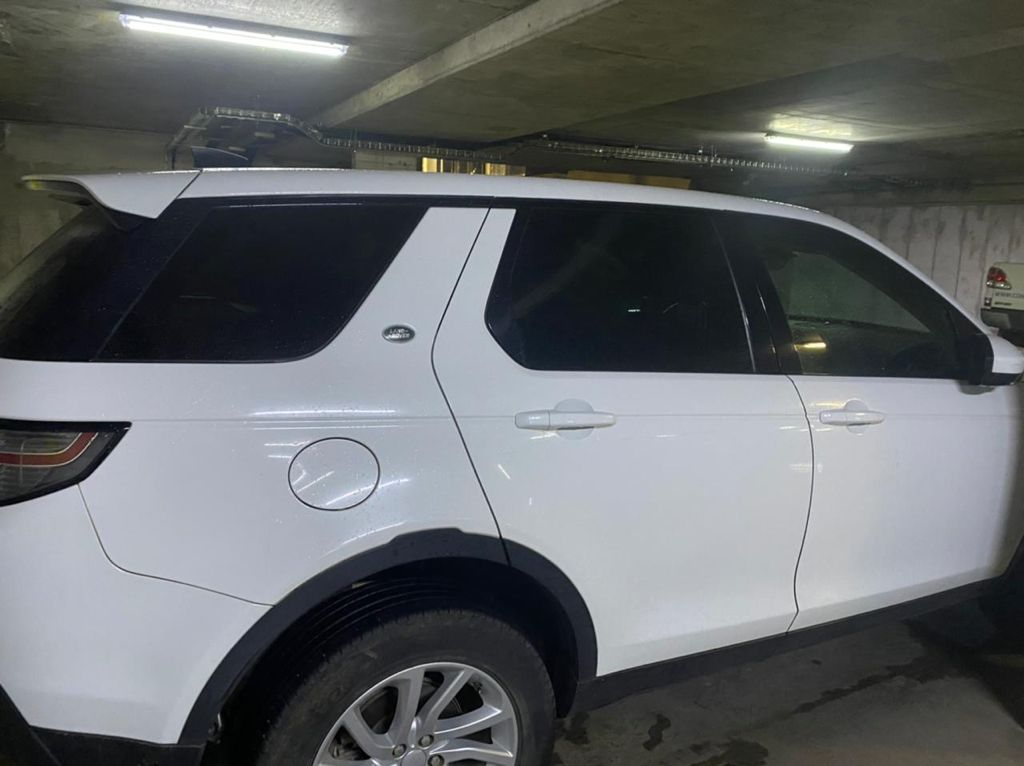 Land Rover Discovery Sport 4WD 7A ,  Full Petrolero 62.000 km año 2018