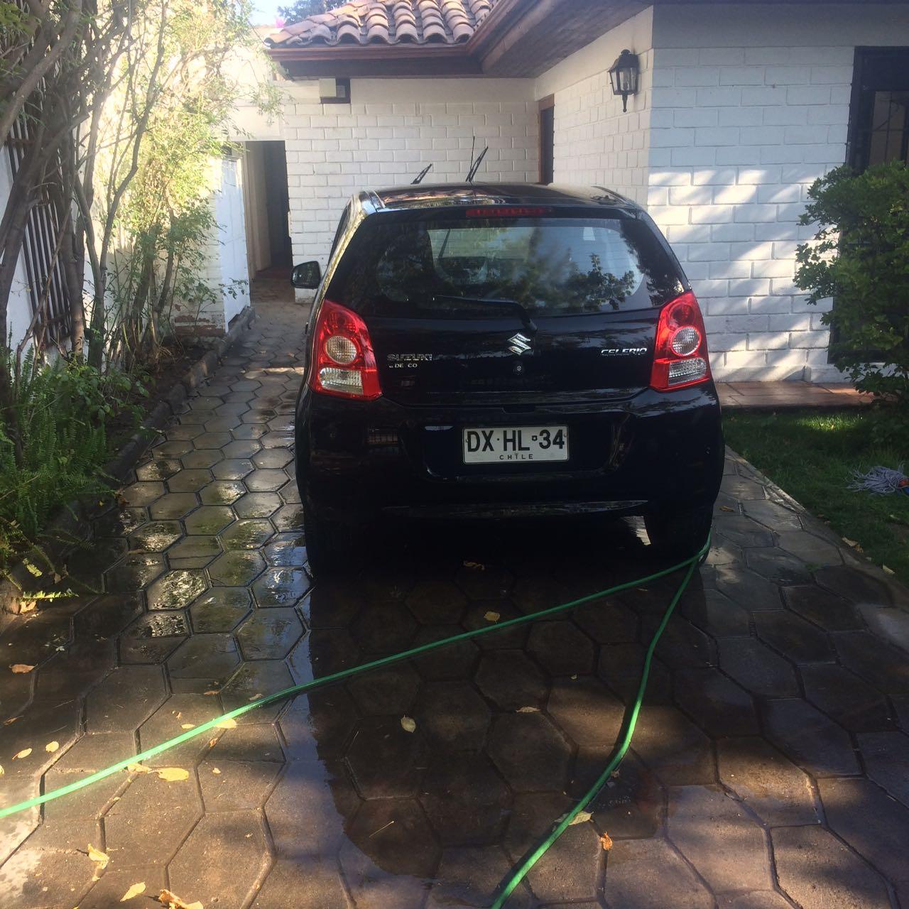 Suzuki Celerio 1.0 GLX año 2012