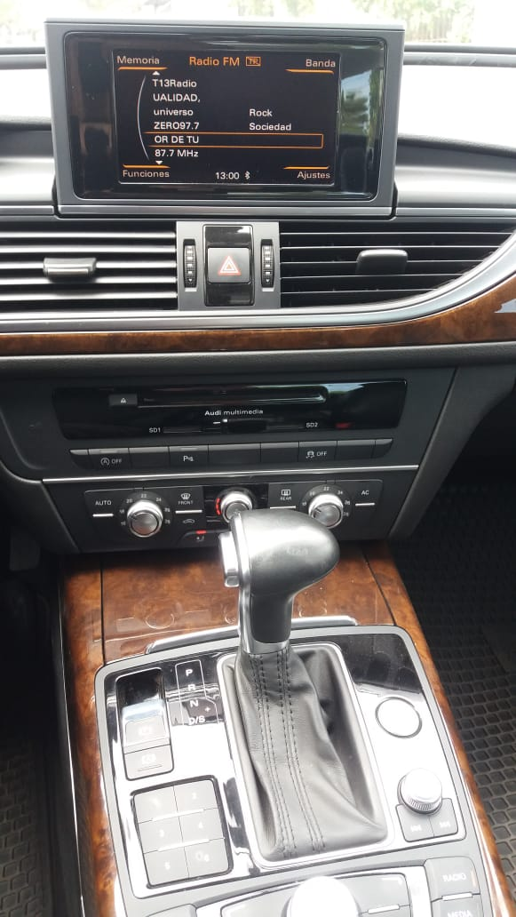Audi A6 FSI 2.0 Multitronic año 2012