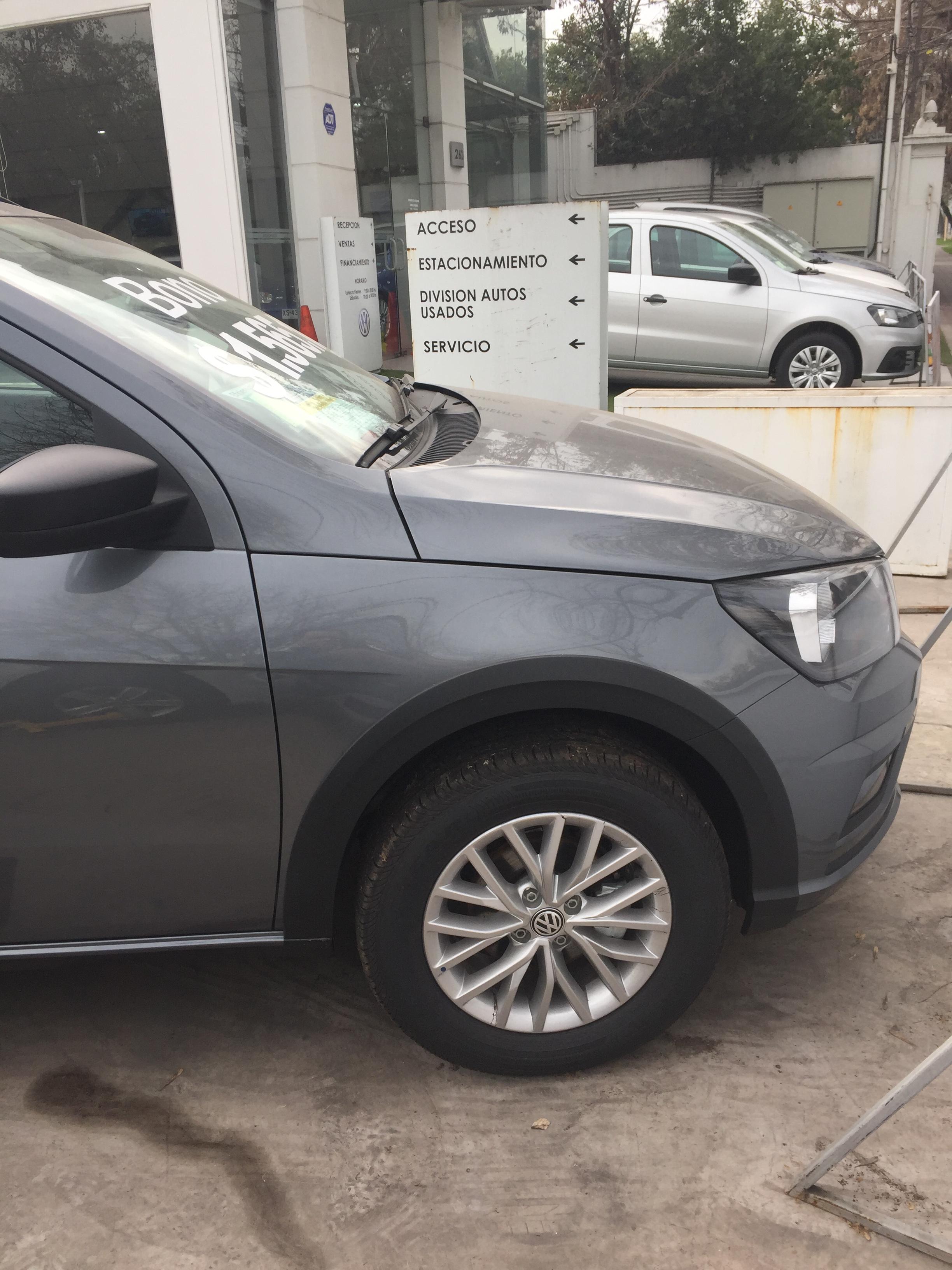 Volkswagen Saveiro Doble Cabina 1.6 cc puertas 2 asientos 4 año 2017