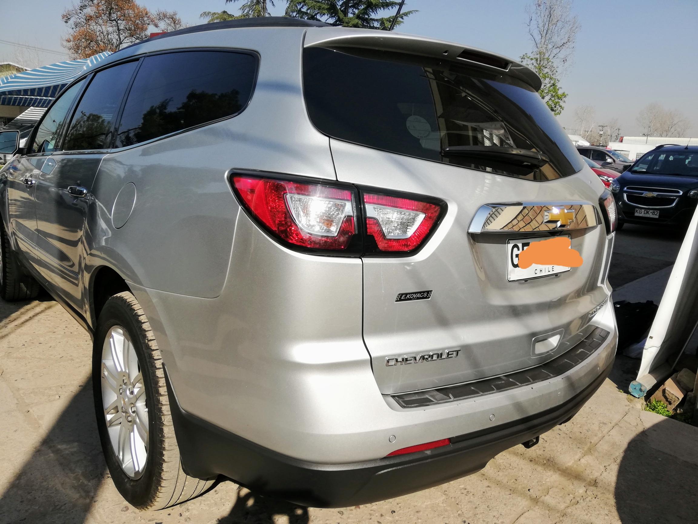 Chevrolet Traverse lll 3.6 año 2014