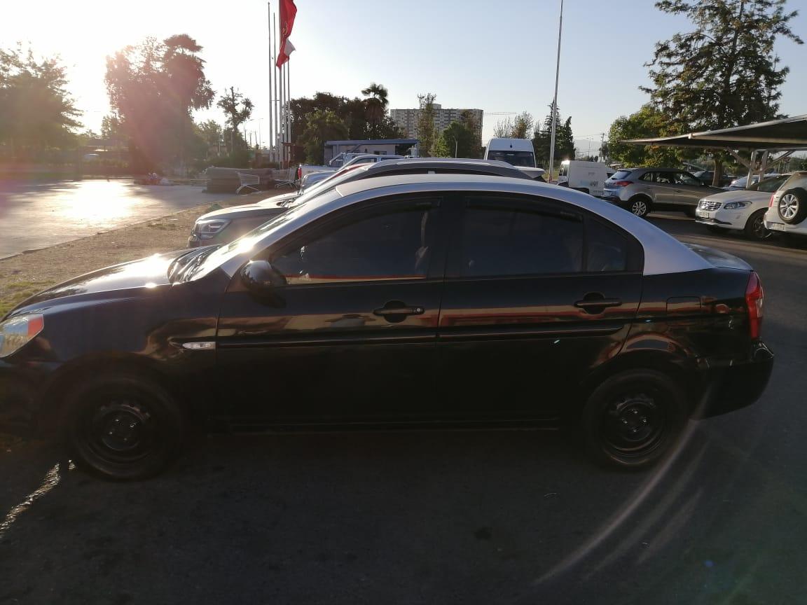 Hyundai Accent GLS año 2010