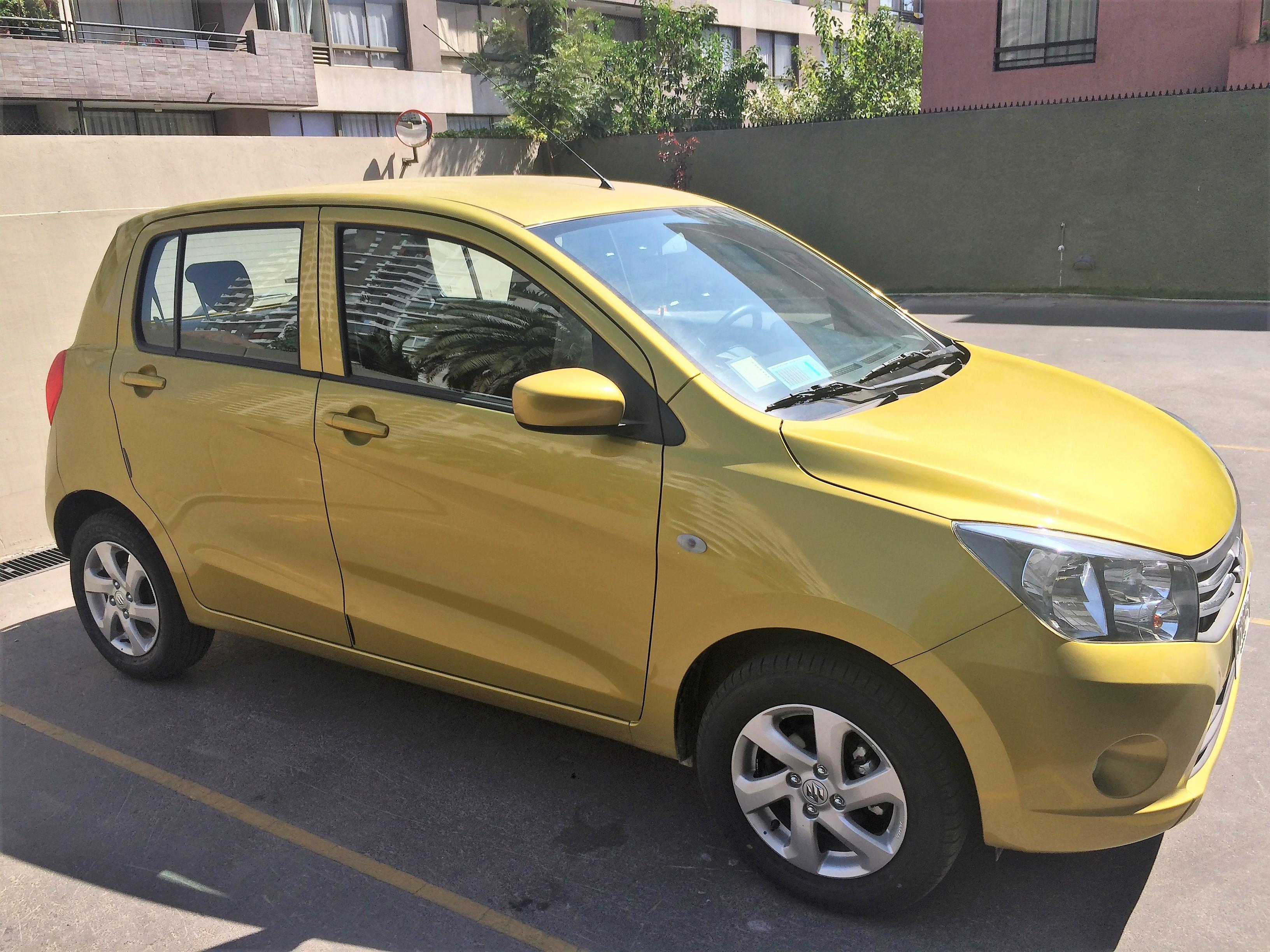 Suzuki Celerio GLX AUT año 2015