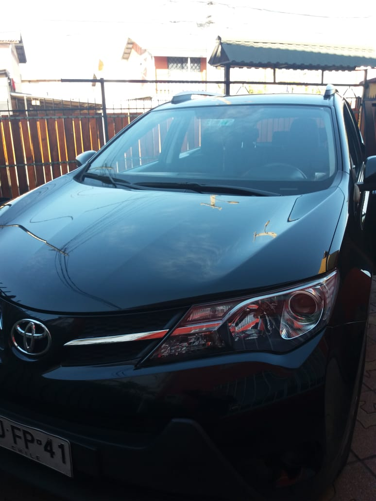 Toyota Rav 4 lujo 2.0 año 2013