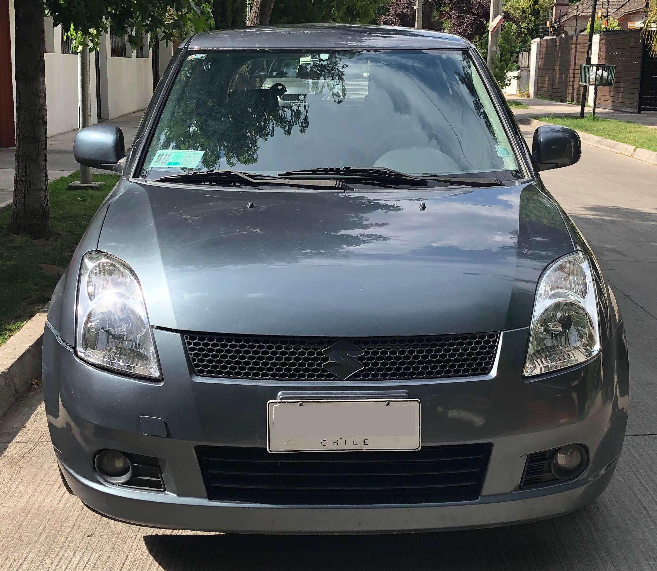 Suzuki Swift 1.5 Automatico año 2007