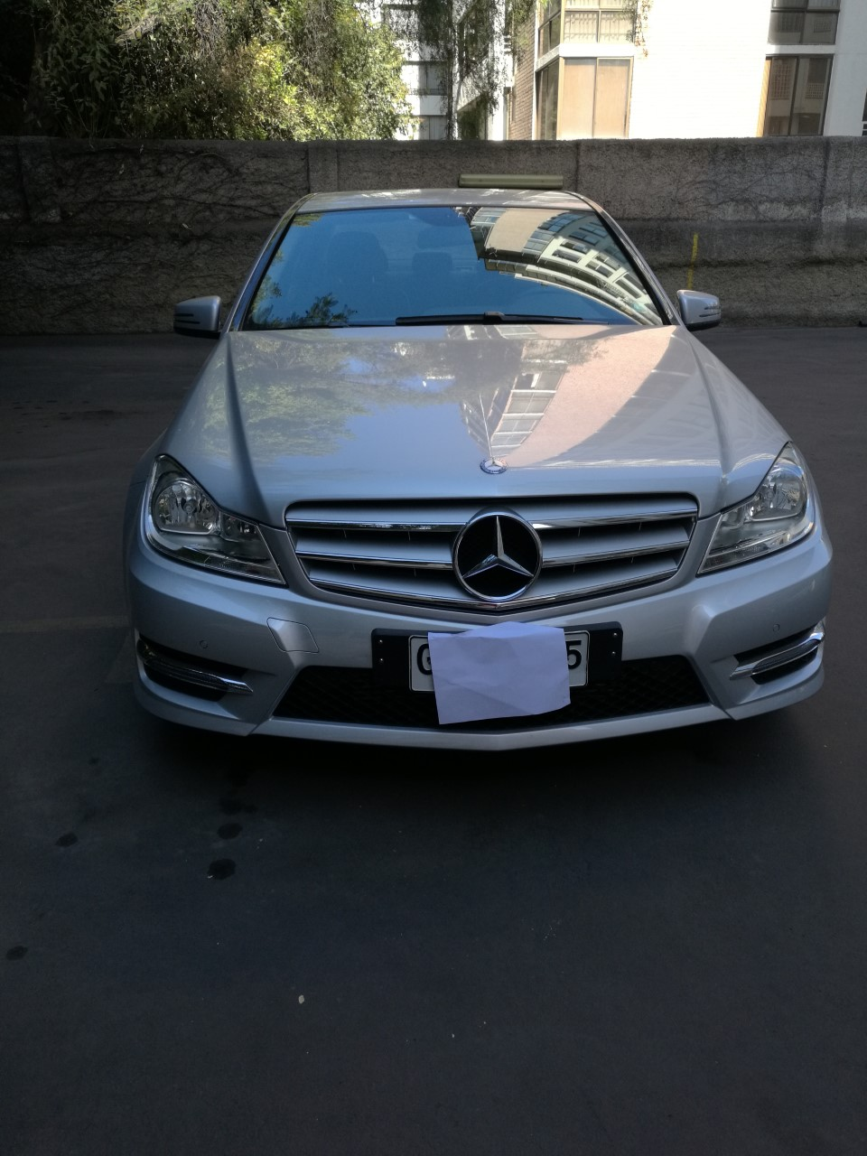 Mercedes-Benz C180  año 2014