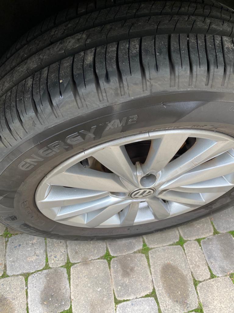 Volkswagen Saveiro Doble Cabina año 2016