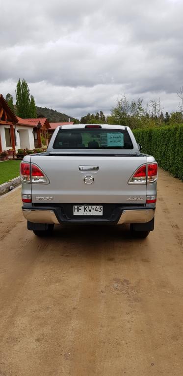 Mazda BT-50  año 2015
