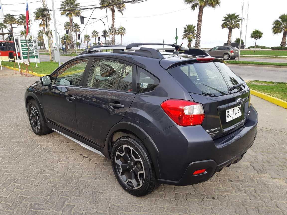 Subaru XV Limited año 2014