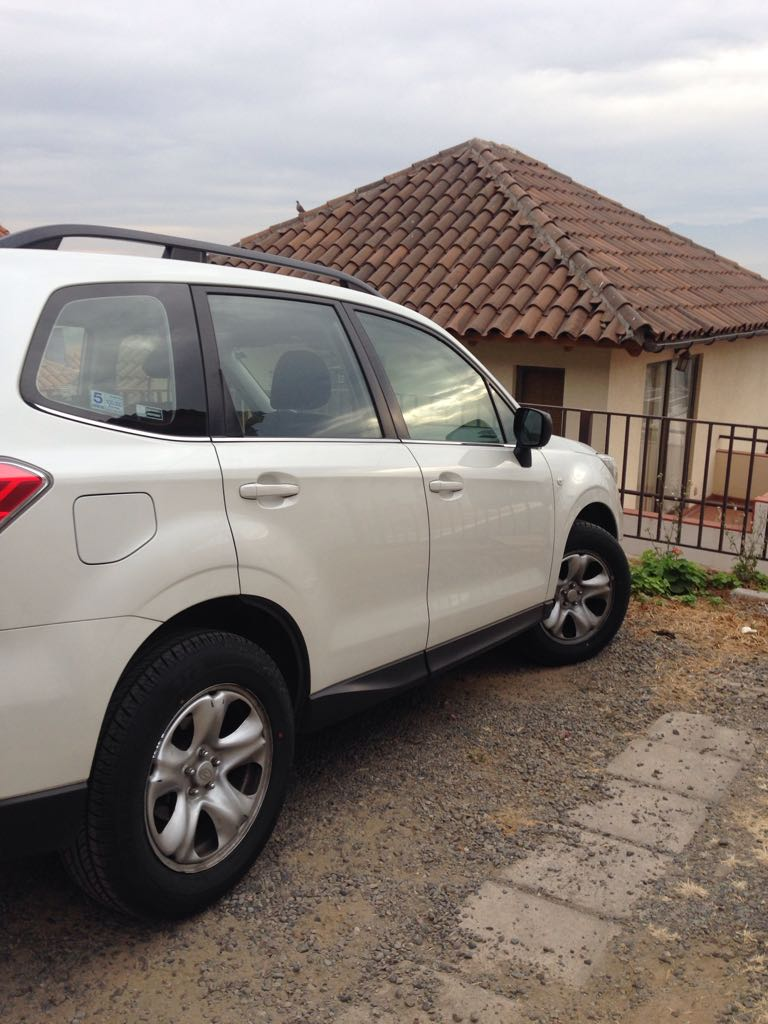Subaru Forester 2.0 X AT año 2014